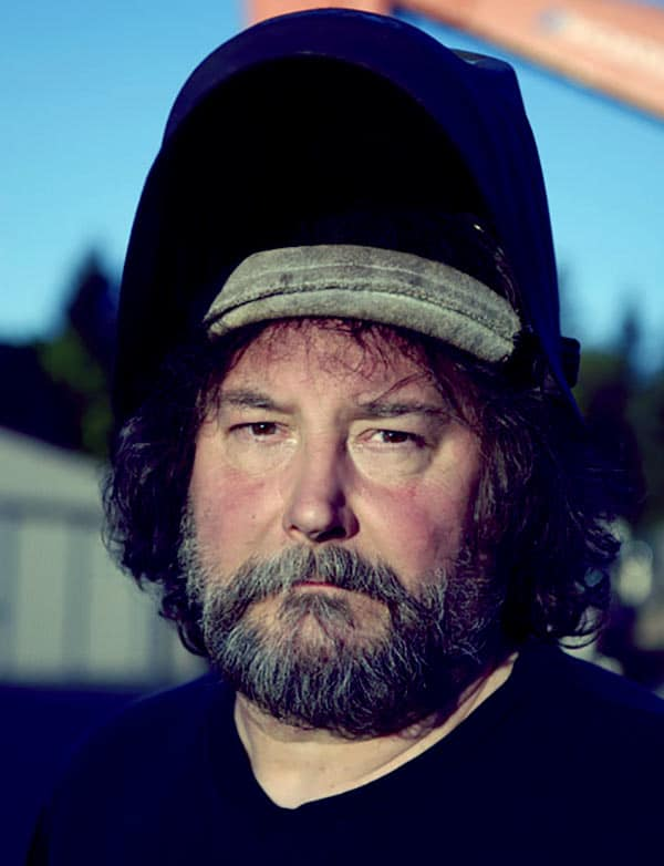Image of James Harness from the TV show, Gold Rush