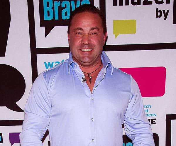 Image of TV Personality, Joe Giudice net worth is $11 million