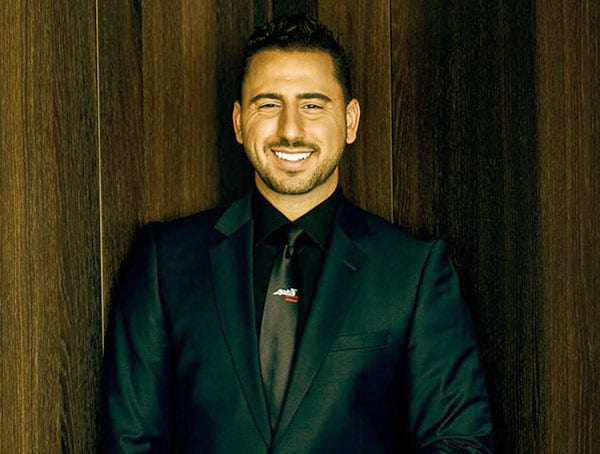Image of Josh Altman from the TV reality show, Million Dollar Listing Los Angeles