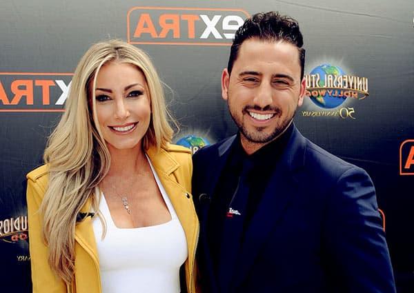 Image of Josh Altman with his wife Heather Bilyeu Altman