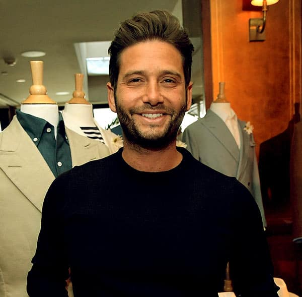Image of American real estate agent, Josh Flagg
