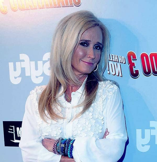 Image of  Real Housewives star Kim Richards