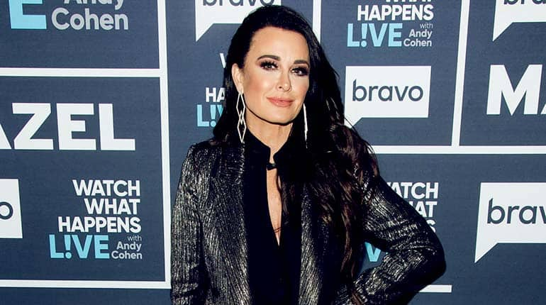 Image of Kyle Richards Net Worth 2019, House