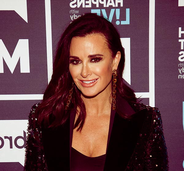 Image of American actress, Kyle Richards