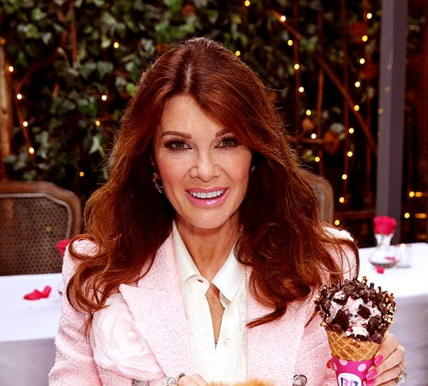 Image of Restaurant owner, Lisa Vanderpump net worth is $75 million