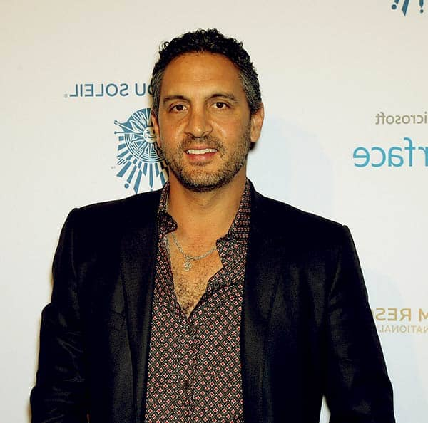 Image of Real estate agent, Mauricio Umansky net worth is $40 million