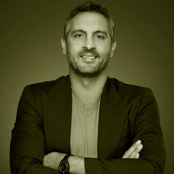 Image of Real estate agent, Mauricio Umansky