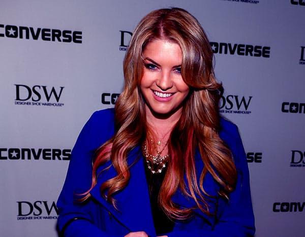 Image of Lisa Vanderpump daughter, Pandora Todd