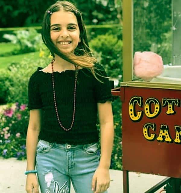 Image of Reality star, Portia Umansky