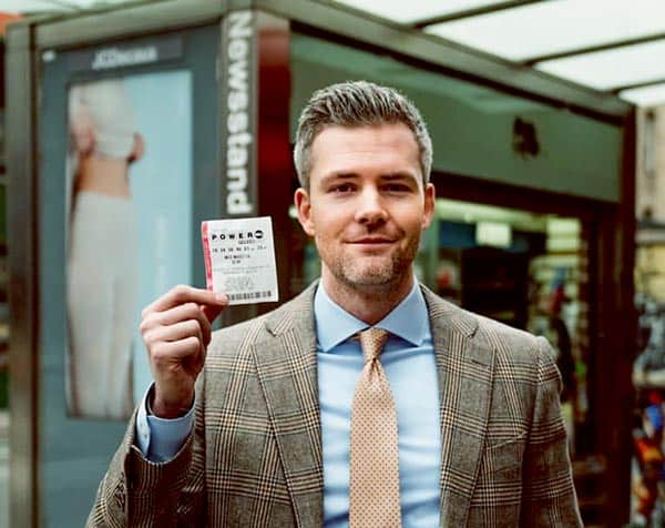Image of American real estate broker, Ryan Serhant net worth is $100 million