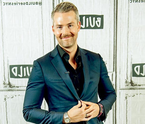 Image of American real estate broker, Ryan Serhant