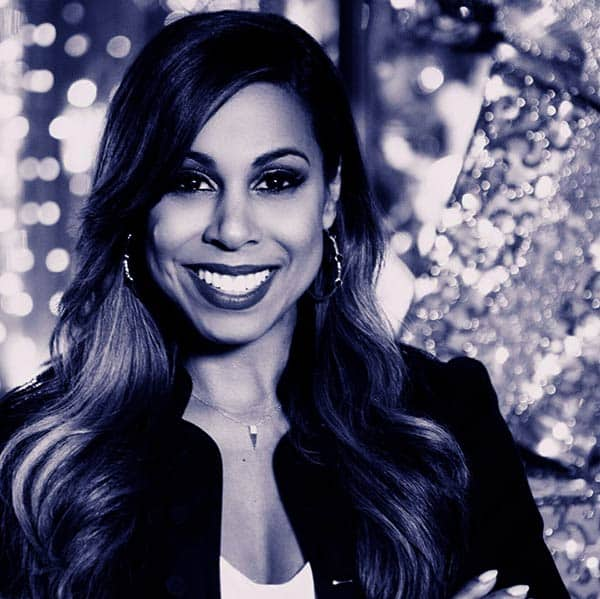 Image of Taniya Nayak from the TV show, The Great Christmas Light Fight