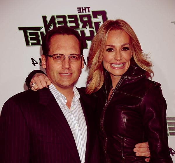 Image of Late Russell Armstrong, and 'Real Housewives' star Taylor Armstrong