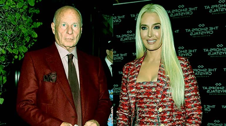 Image of Thomas Girardi (Erika Jayne  Husband) Net worth, age, biography.