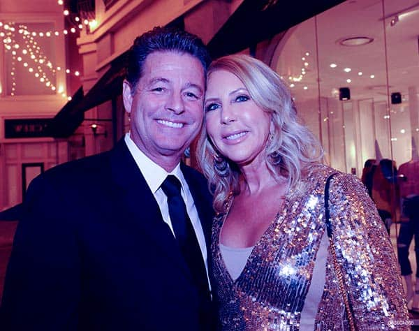 Image of Vicki Gunvalson is currently dating Steve Lodge.