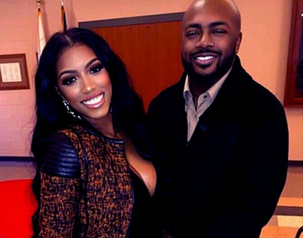 Image of TV Personality, Porsha Williams and Dennis McKinley