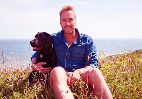 Image of English TV Presenter, Ben Fogle
