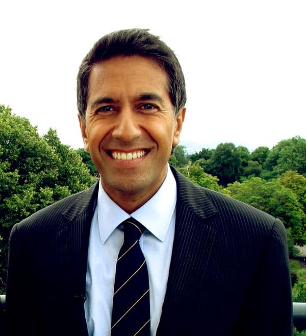 Image of Neurosurgeon, Dr. Sanjay Gupta