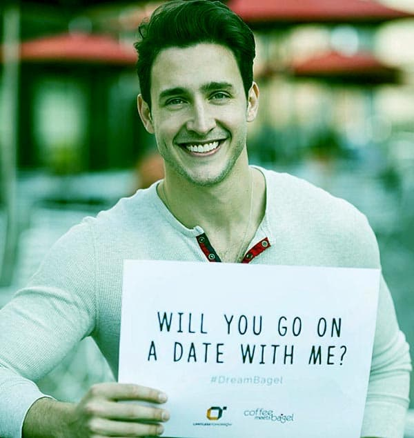 Image of Handsome Doctor Mikhail Varshavski Promoting $10 Raffle Date