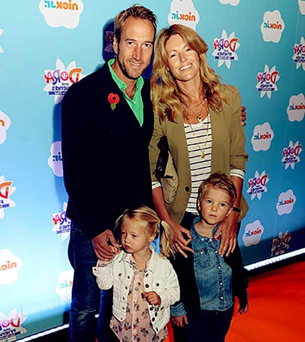 Image of Ben and Wife, Marina and their two kids