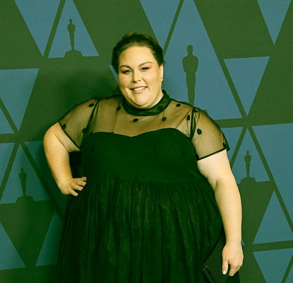 Image of American actress, Chrissy Metz