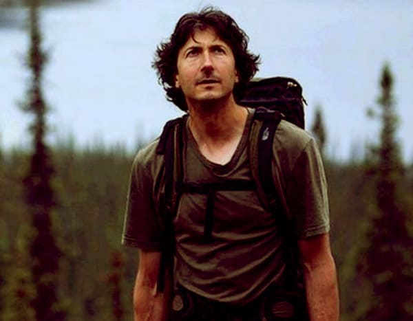 Image of Glenn Villeneuve from the TV reality show, Life Below Zero on National Geographic