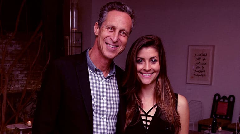 Image of Mark Hyman Wife Mia Lux Age, Wiki, Biography.