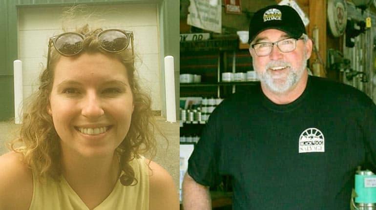 Image of Mike Whiteside's daughter Gracie Whiteside.