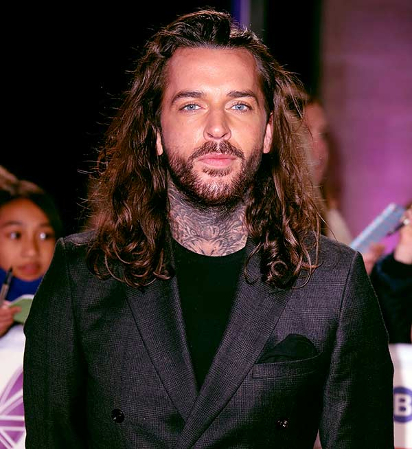 Image of TV Personality, Pete Wicks