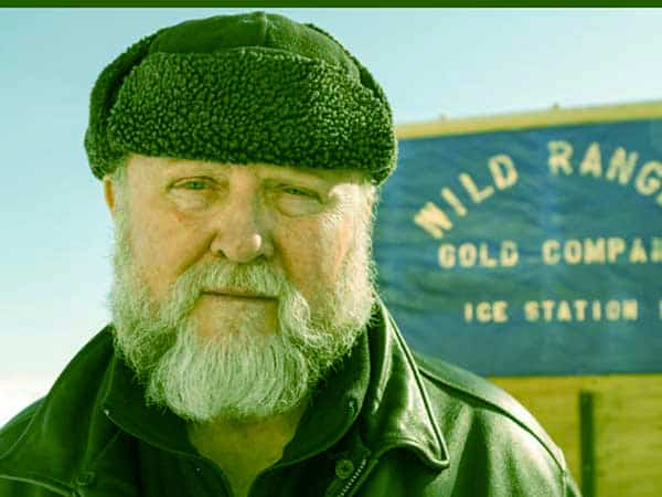 Image of Vernon Adkison from the Discovery Channel series, Bering Sea Gold