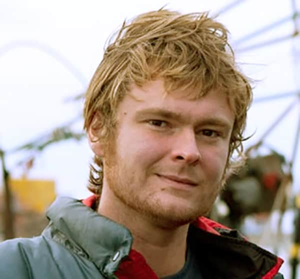 Image of Zeke Tenhoff from the Discovery Channel Show, Bearing Sea Gold