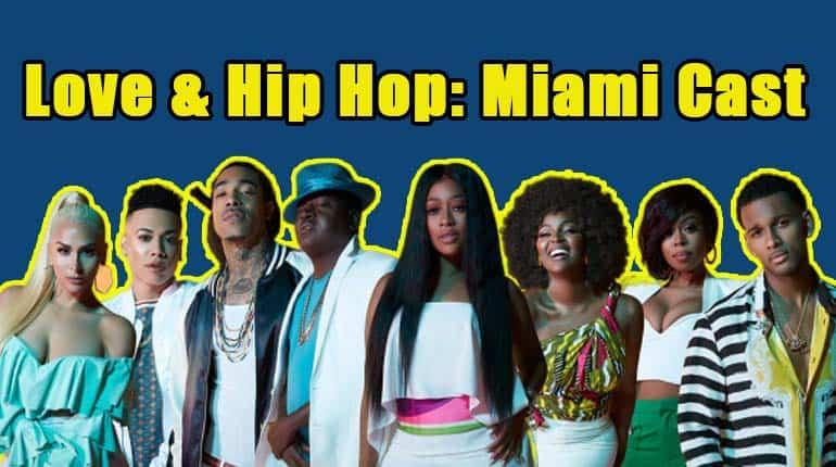 Image of Love & Hip Hop: Miami Cast