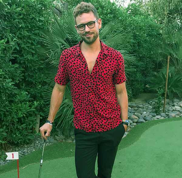 Image of Caption: Actor, Nick Viall height is 6 feet 2 inches