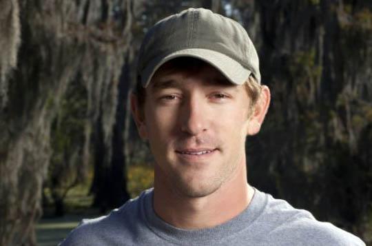 Image of Pickle Wheat's boyfriend, Chase Landry.